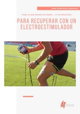 recuperar con un electroestimulador muscular