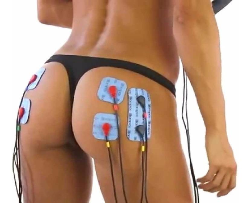electrodos compex electroestimulación deportiva muscular