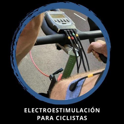 Electroestimulación para ciclistas