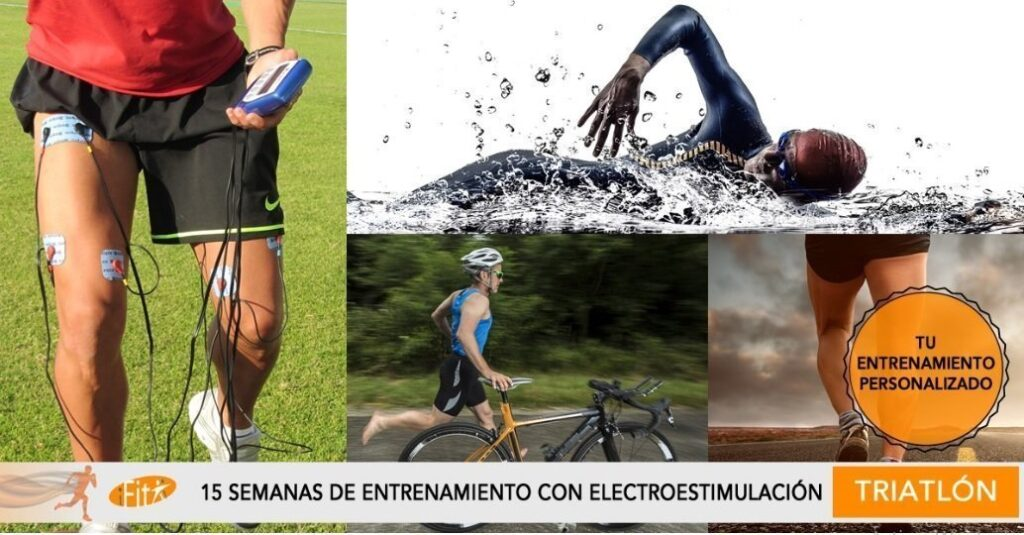 compex para triatlon comprar entrenamiento muscular
