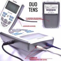 electroestimulador muscular barato globus duo tens